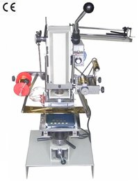 WT-1 Manual Plane Hot Stamping Machine