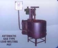 Automatic Gas Type Lead Melting Pot