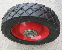 Solid Rubber Wheel 150*35