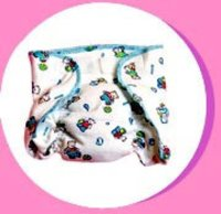 Baby Cotton Diapers