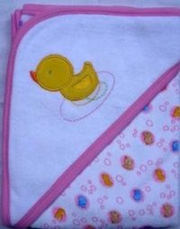Baby Hooded Bath Towels