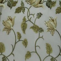 Embroidery Fine Fabric