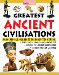 Greatest Ancient Civilizations Books