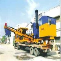 Industrial Asphalt Drum Mix Plant