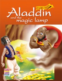 Aladdin And The Magic Lamp Story Book