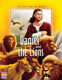 Daniel And The Lions Story Book