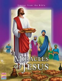 Miracles Of Jesus Stories Book
