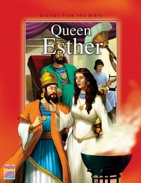 Queen Esther Story Book