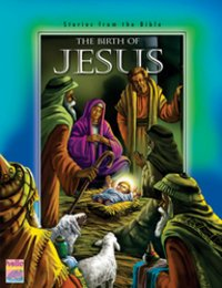 The Birth Of Jesus Story Book