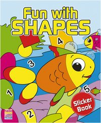 Fun With Numbers Sticker Book