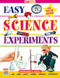 Easy Science Experiments Book