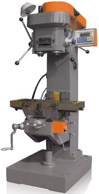Double Spindles Drilling And Tapping Machine ZS4132×2