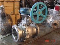 Cast Steel Floating Ball Valves