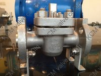 Top Entry Type Floating Ball Valve