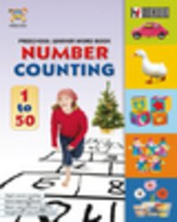 Number Counting 1-50 Book