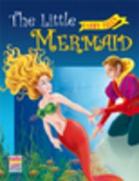 Little Mermaid Fairy Tales Book