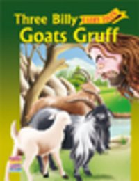 Three Billy Goats Gruff Fairy Tales Book