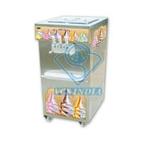 Twin Flavour Soft Ice Cream Machine (Floor Model)