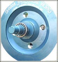 Industrial Hi-Speed Flywheel
