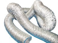 Aluminum Foil Bonded With Glass Fiber Duct
