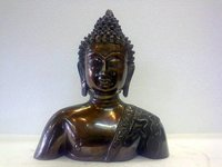 Brass Buddha Statue