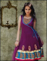 Net Salwar Suits