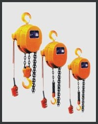 DHY Chain Electric Hoist