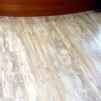 Seaside Pine Plank Flooring