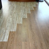 Original Smoked Vintage Oak Flooring