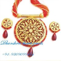 Elegant Traditional Pendant Set