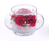 Natural Dry Rose Flower