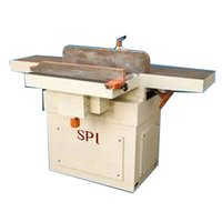 Wood Surface Planer Machine With Attachment