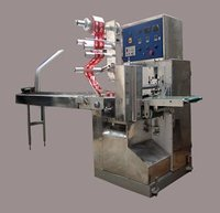 Flow Wrap Machine Horizontal