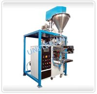 Plc Collar Machine With Auger Filler