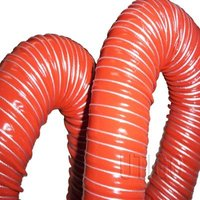 Flexible Silicone Coated Ducting