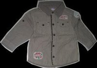 Boys Embroidery Shirts