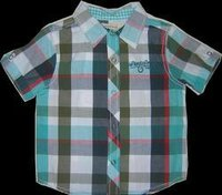 Cotton Check Shirts
