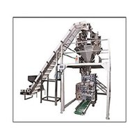 Collar Type Packagin Machine (With Multi Heads)