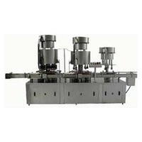 Automatic Ropp Cap Sealing Machines