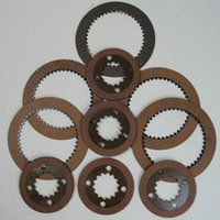 Clutch Friction Plates
