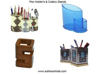 Plastic Pen Holders