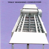Tray Washing Conveyor