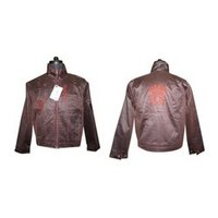 Leather Washing Jacket