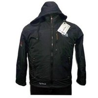 Teslon Jacket With Cap