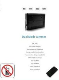 Dual Mode Mobile Jammer