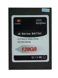 J2 Series 8G To 128G 2.5 SATAII Industrial SSD KF2501MIM