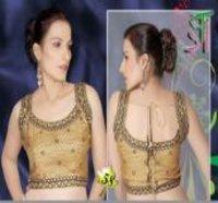 New Designer Saree Blouses