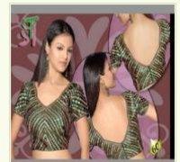 New Saree Blouses
