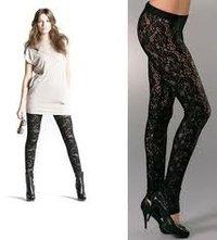 Knitted Designer Legging