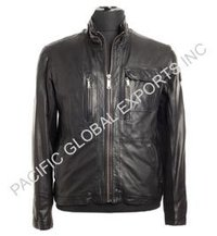 Smooth Sheep Leather Jacket